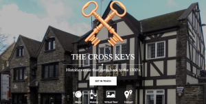 The Cross Keys Swansea has been around since the 1300's and is known as the best pub in Swansea for meeting friends and more.